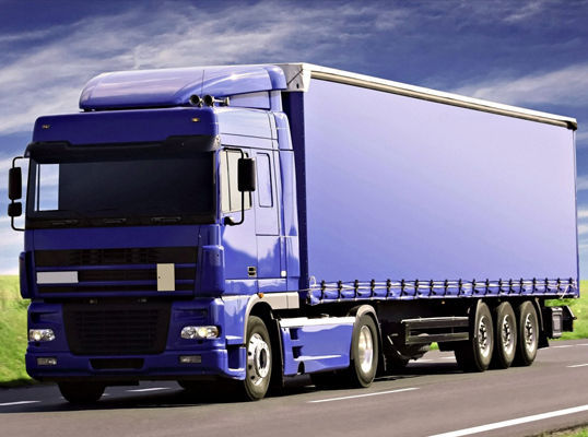 International freight transportation